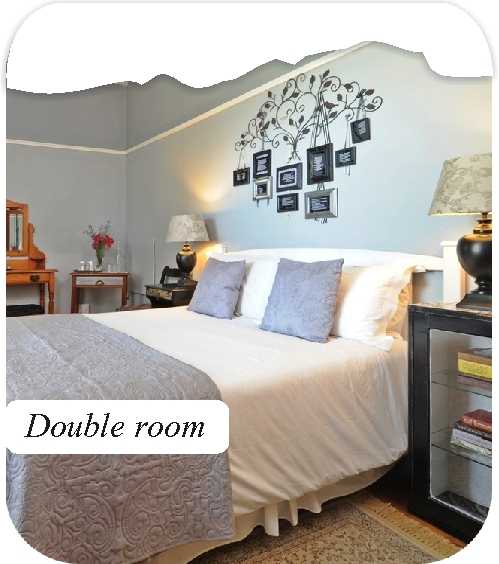 Aan de Doorns Worcester Rooms Facilites double room